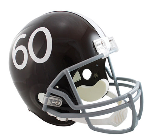 Denver Broncos 1960-1961 Throwback Riddell Deluxe Replica Helmet