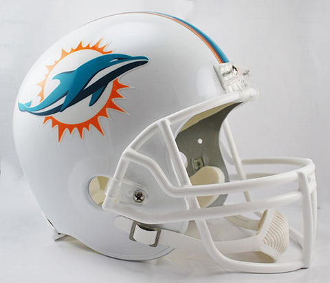 Miami Dolphins Riddell Deluxe Replica Helmet
