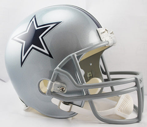 Dallas Cowboys Riddell Deluxe Replica Helmet