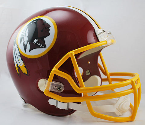 Washington Redskins Riddell Deluxe Replica Helmet