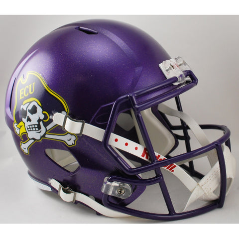 East Carolina Pirates Riddell Deluxe Replica Speed Helmet