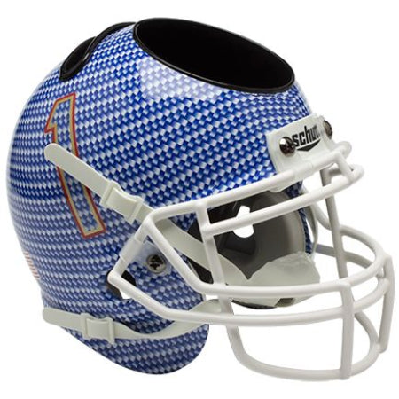 Tulsa Golden Hurricane Schutt Mini Helmet Desk Caddy - Alternate 1