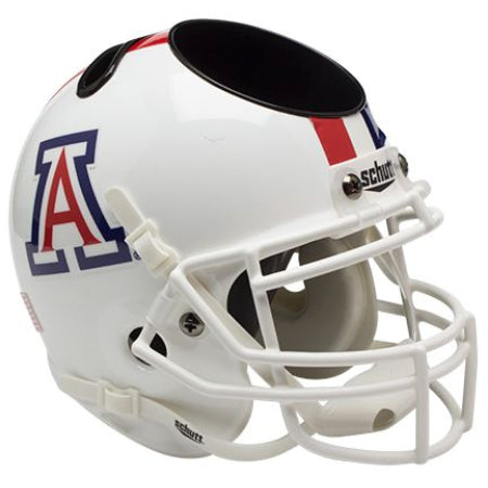 Arizona Wildcats Schutt Mini Helmet Desk Caddy - Alternate 1