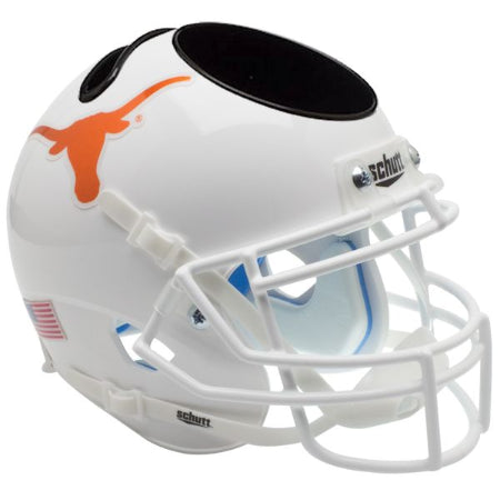 Texas Longhorns Schutt Mini Helmet Desk Caddy - Alternate 1