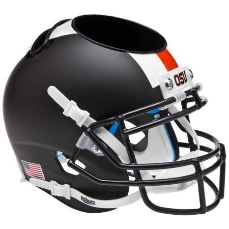 Oregon State Beavers Schutt Mini Helmet Desk Caddy - Alternate 2