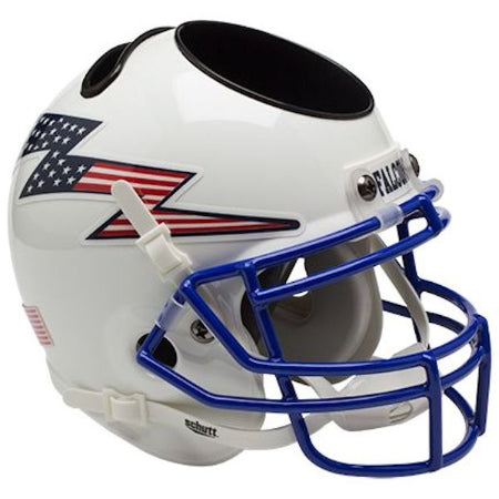Air Force Falcons Schutt Mini Helmet Desk Caddy - Alternate 2