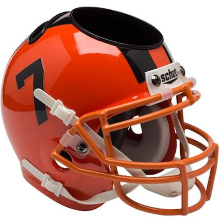 Oregon State Beavers Schutt Mini Helmet Desk Caddy - Alternate 3