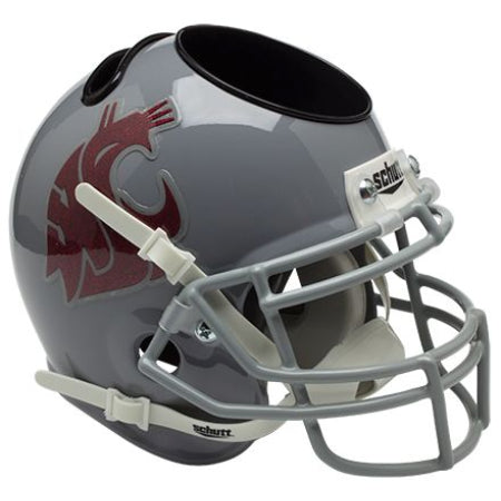 Washington State Cougars Schutt Mini Helmet Desk Caddy