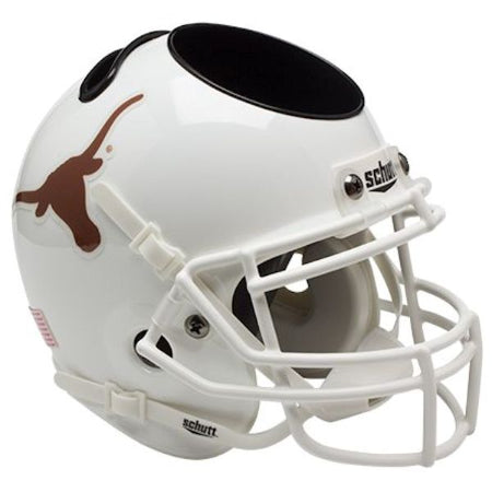 Texas Longhorns Schutt Mini Helmet Desk Caddy
