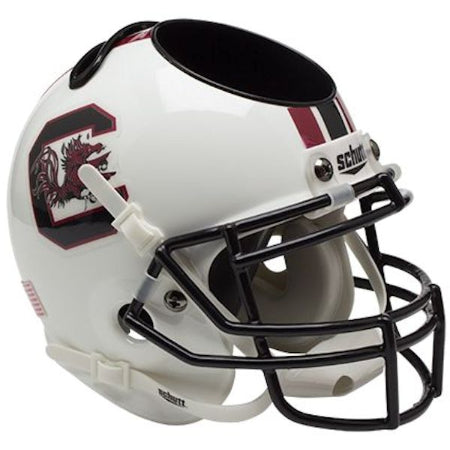 South Carolina Gamecocks Schutt Mini Helmet Desk Caddy