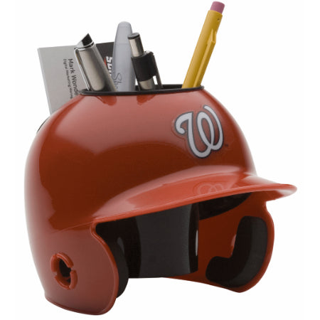 Washington Nationals Schutt Mini Helmet Desk Caddy