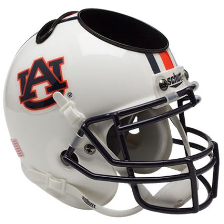 Auburn Tigers Schutt Mini Helmet Desk Caddy