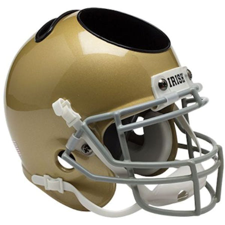 Notre Dame Fighting Irish Schutt Mini Helmet Desk Caddy