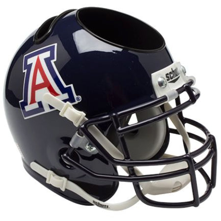 Arizona Wildcats Schutt Mini Helmet Desk Caddy