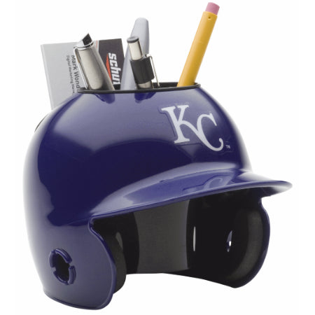 Kansas City Royals Schutt Mini Helmet Desk Caddy