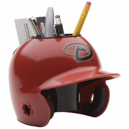 Arizona Diamondbacks Schutt Mini Helmet Desk Caddy