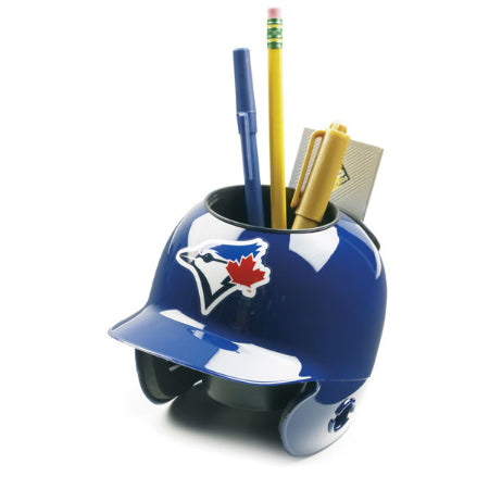 Toronto Blue Jays Schutt Mini Helmet Desk Caddy