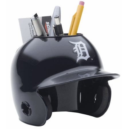 Detroit Tigers Schutt Mini Helmet Desk Caddy