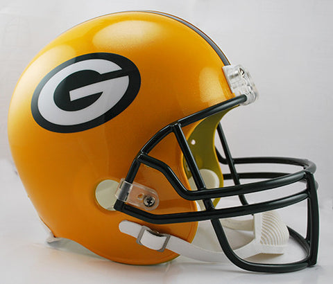 Green Bay Packers Riddell Deluxe Replica Helmet