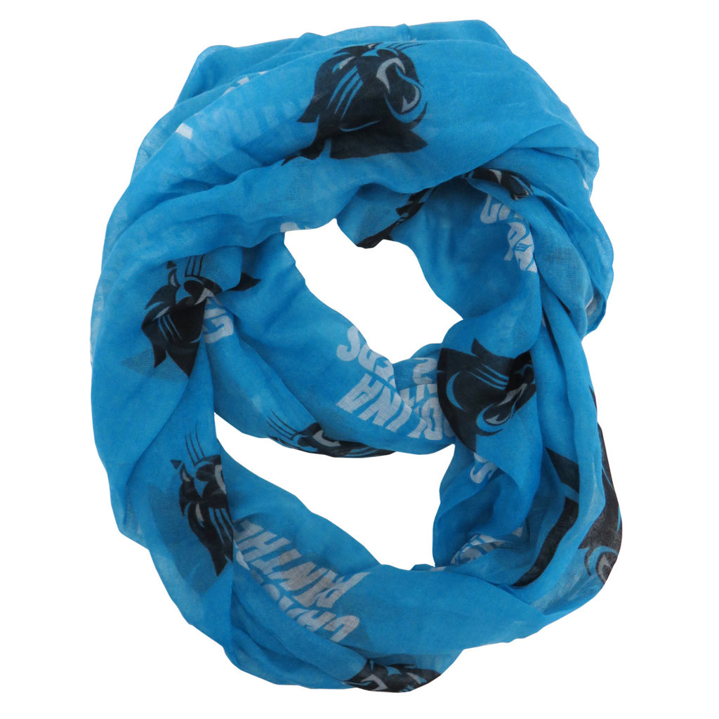 Carolina Panthers Infinity Scarf - Alternate
