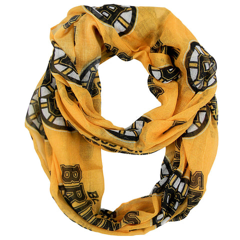 Boston Bruins Infinity Scarf - Alternate
