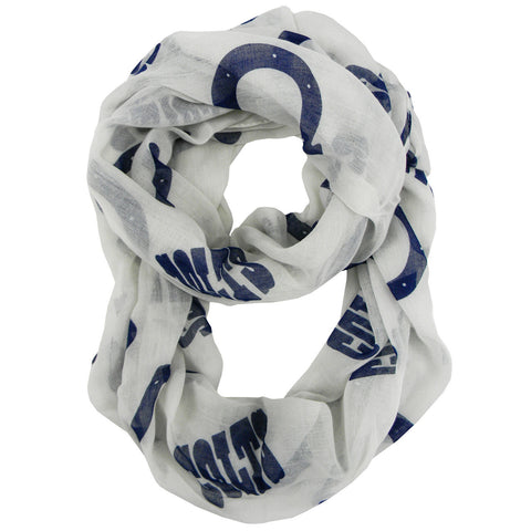 Indianapolis Colts Infinity Scarf - Alternate