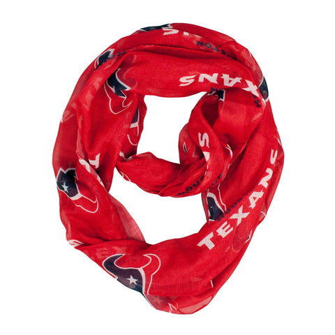 Houston Texans Infinity Scarf - Alternate