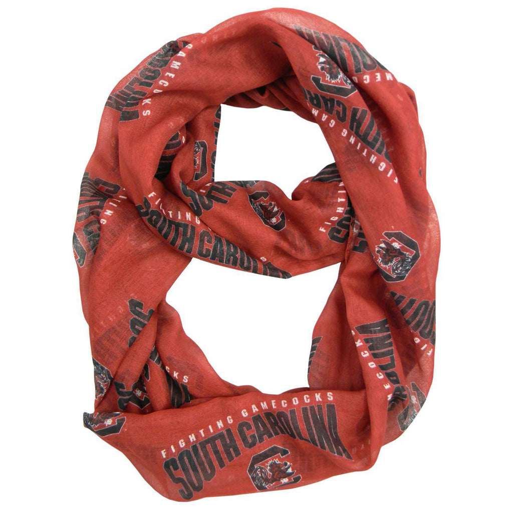 South Carolina Gamecocks Infinity Scarf