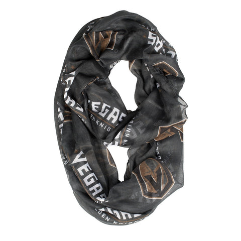 Vegas Golden Knights Infinity Scarf