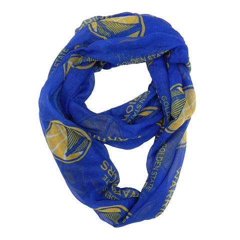 Golden State Warriors Infinity Scarf