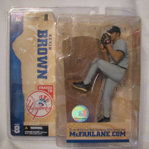 Kevin Brown New York Yankees McFarlane MLB Series 8 Variant