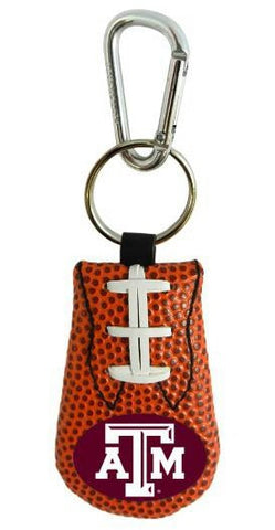 Texas A&M Aggies Classic Football Keychain