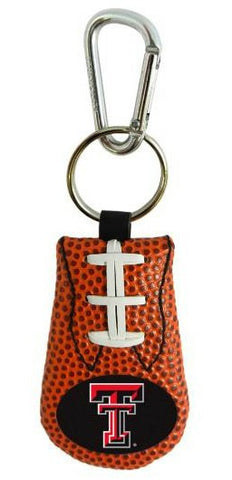 Texas Tech Red Raiders Classic Football Keychain