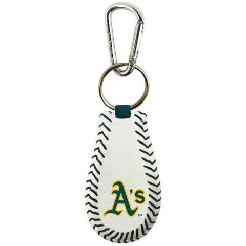 Oakland A's Classic Keychain
