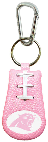 Carolina Panthers Pink Keychain