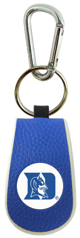 Duke Blue Devils Team Color Basketball Keychain