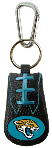 Jacksonville Jaguars Team Color Keychain