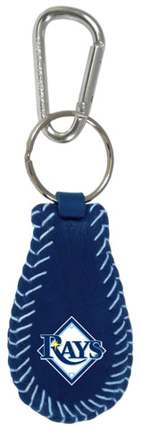 Tampa Bay Rays Team Color Keychain