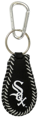 Chicago White Sox Team Color Keychain