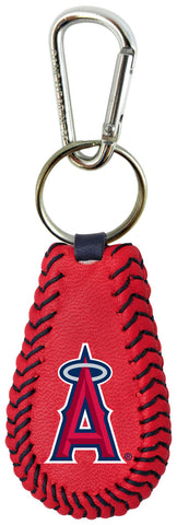 Los Angeles Angels Team Color Keychain