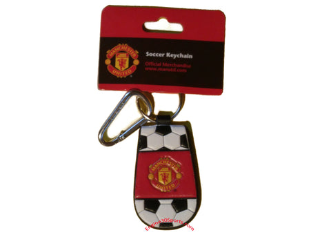 Manchester United Red Devils Keychain