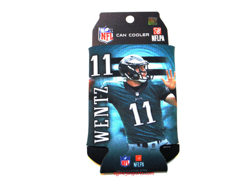 Carson Wentz Philadelphia Eagles Can Holder