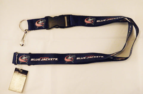 "Columbus Blue Jackets 24"" Lanyard"