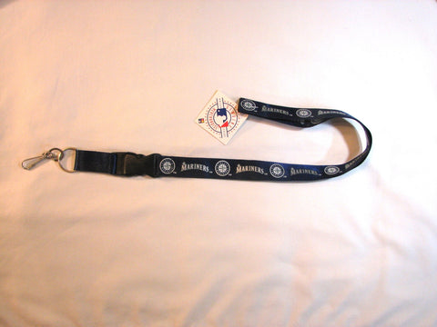 "Seattle Mariners 24"" Breakaway Lanyard"