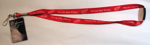 "Detroit Red Wings 19"" Breakaway Lanyard"