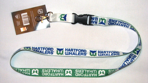 "Hartford Whalers 22"" Lanyard with Detachable Buckle"