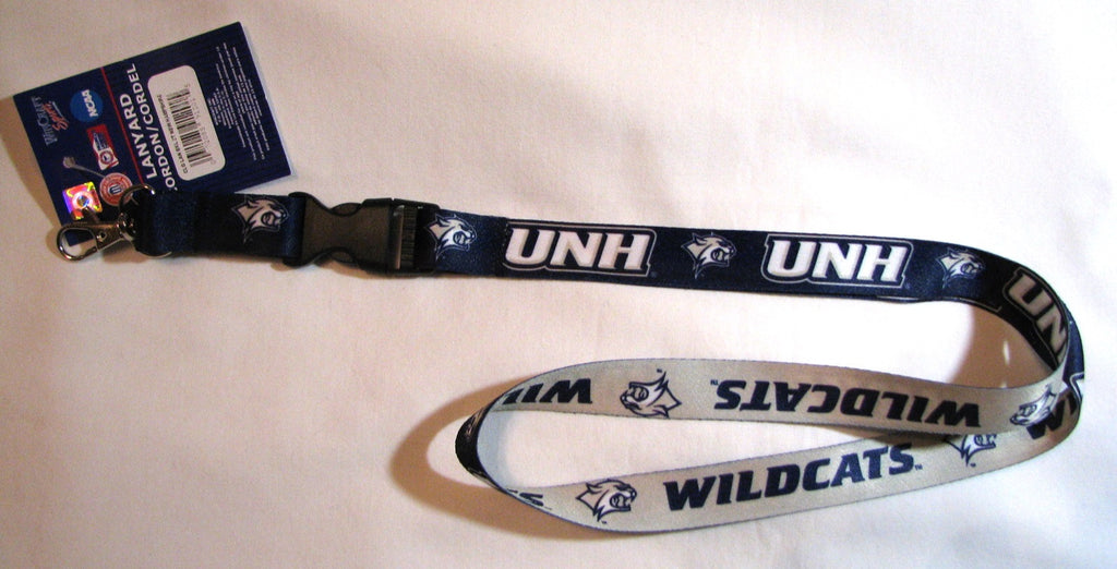 "New Hampshire Wildcats 22"" Lanyard with Detachable Buckle"