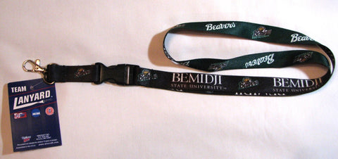 "Bemidji State Beavers 22"" Lanyard with Detachable Buckle"