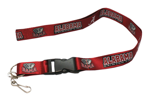 "Alabama Crimson Tide 24"" Breakaway Lanyard"