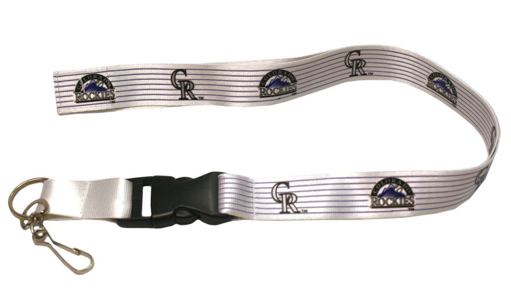 "Colorado Rockies 24"" Breakaway Lanyard"